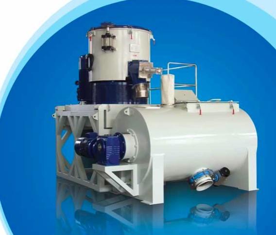میکسر گرم و سرد PVC در سایزهای مختلف